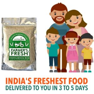 Eat Fresh Food by Farmer's Fresh