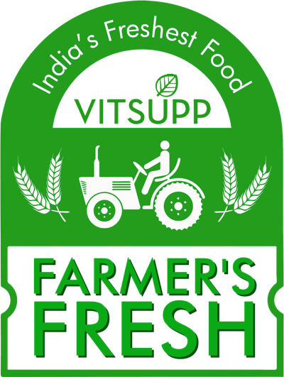 FARM FRESH FOOD BY FARMER'S FRESH INDIA